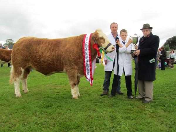 Ennis 2011 Champion 'Coose Amy'