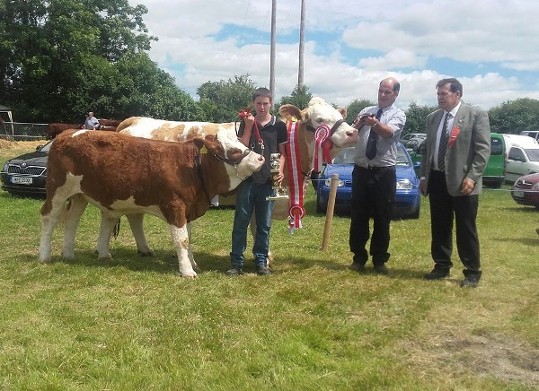 Dunmanway Overall Champion 'Clonagh Delightfully Fabulous'